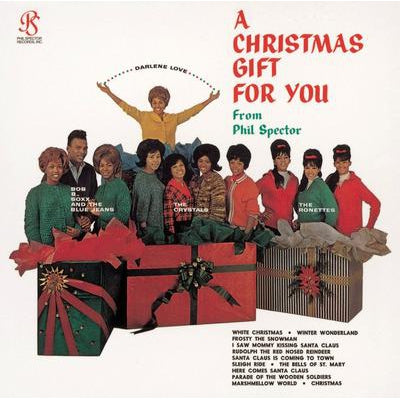 A Christmas Gift for You from Phil Spector - Various Artists [VINYL]