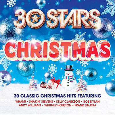 30 Stars: Christmas - Various Artists [CD]