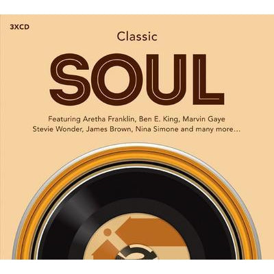 Classic Soul - Various Artists [CD]