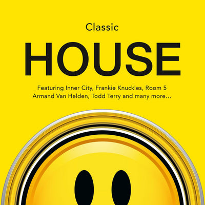 Classic House - Various Artists [CD]