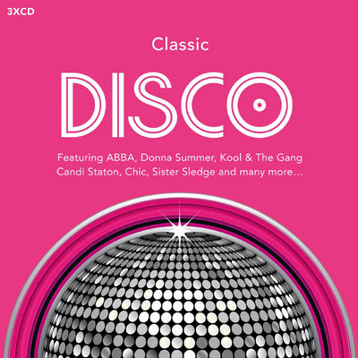 Classic Disco - Various Artists [CD]