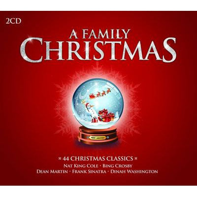 A Family Christmas - Various Artists [CD]
