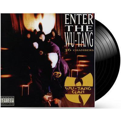 Enter the Wu-Tang Clan: (36 Chambers) - Wu-Tang Clan [VINYL]