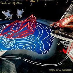 Death of a Bachelor - Panic! At The Disco [CD]