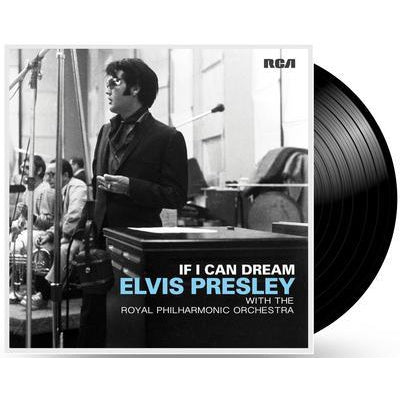 If I Can Dream - Elvis Presley [VINYL]