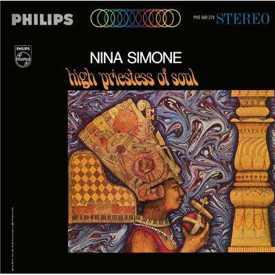 High Priestess of Soul - Nina Simone [VINYL]