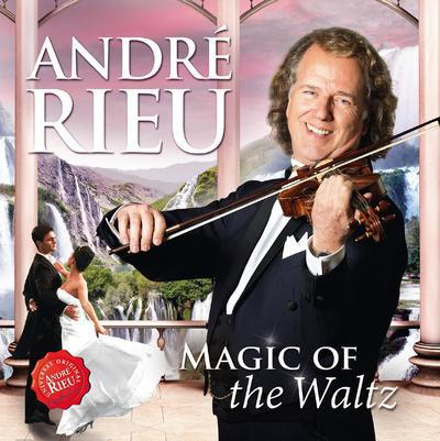 André Rieu: Magic of the Waltz - André Rieu [CD]