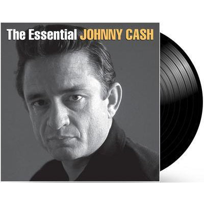 The Essential Johnny Cash - Johnny Cash [VINYL]