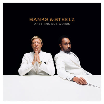 Anything But Words:   - Banks & Steelz [CD]
