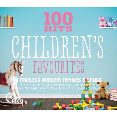 100 Hits: Children's Favourites - Various Artists [CD]