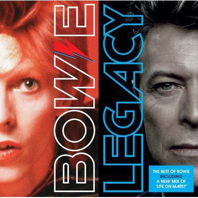 Legacy: The Best of Bowie - David Bowie [CD]