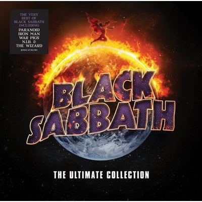 The Ultimate Collection:   - Black Sabbath [CD]