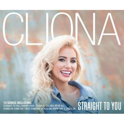 Straight to You:   - Cliona Hagan [CD]