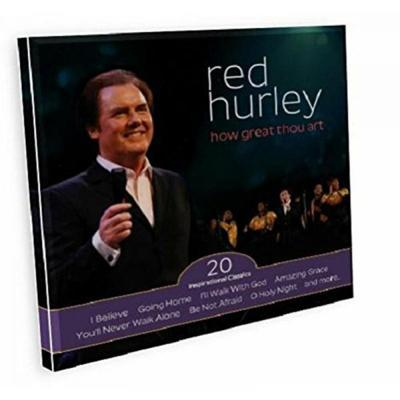 How Great Thou Art - Red Hurley [CD]