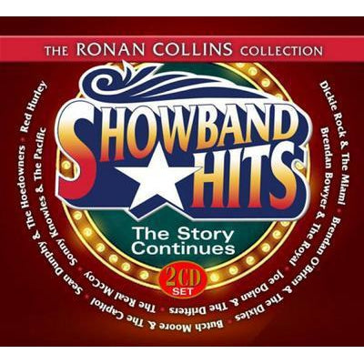 The Ronan Collins Collection: Showband Hits - The Story Continues - Various Artists [CD]