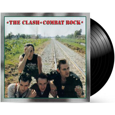 Combat Rock - The Clash [VINYL]
