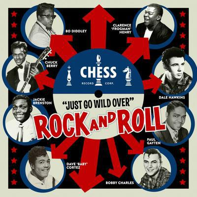 Just Go Wild Over Rock and Roll:   - Various Artists [CD]