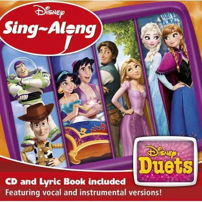 Disney Duets - Various Performers [CD]