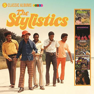 5 Classic Albums - The Stylistics [CD]