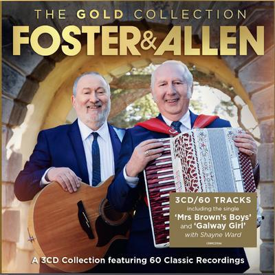 The Gold Collection - Foster and Allen [CD]
