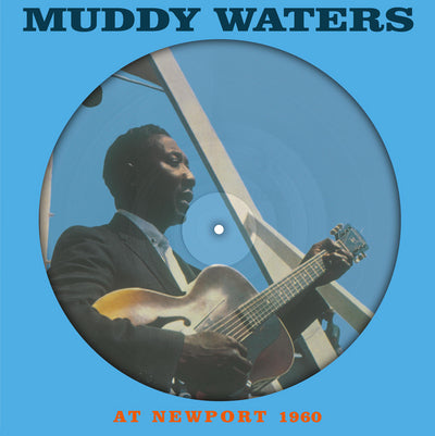 Muddy Waters at Newport 1960 - Muddy Waters [VINYL]