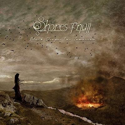 Black Drapes for Tomorrow - Shores of Null [CD]