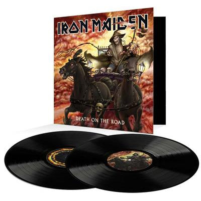 Death On the Road:   - Iron Maiden [VINYL]