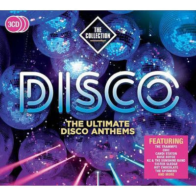 Disco: The Collection - Various Artists [CD]