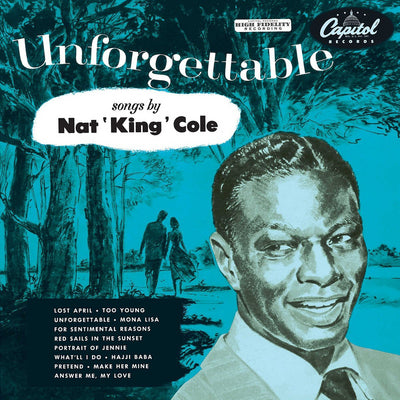 Unforgettable: Songs By Nat 'King' Cole - Nat King Cole [VINYL]