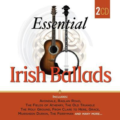 Essential Irish Ballads - Various Artists [CD]