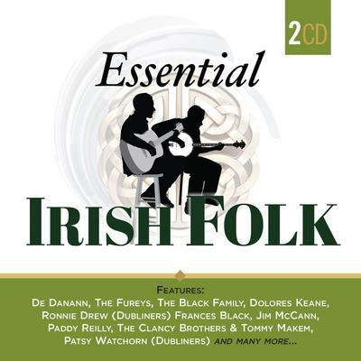 Essential Irish Folk - Various Artists [CD]