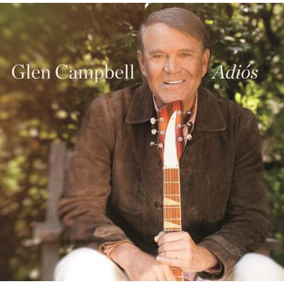 Adiós - Glen Campbell [CD]