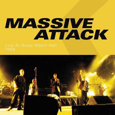 Live at Royal Albert Hall 1998 - Massive Attack [VINYL]