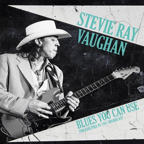 Blues You Can Use: Philadelphia PA 1987 Broadcast - Stevie Ray Vaughan [VINYL]