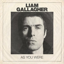 As You Were:   - Liam Gallagher [CD]