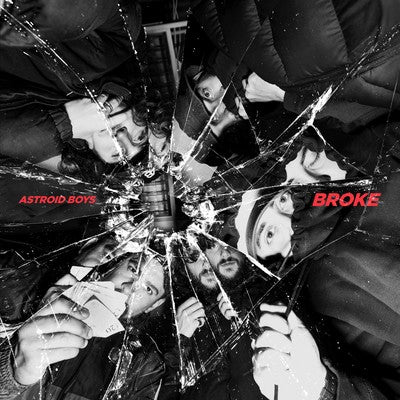 Broke - Astroid Boys [CD]