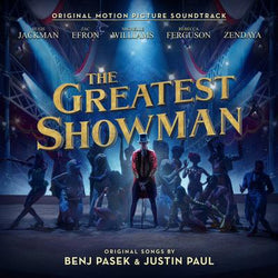 The Greatest Showman:   - Various Artists [CD]