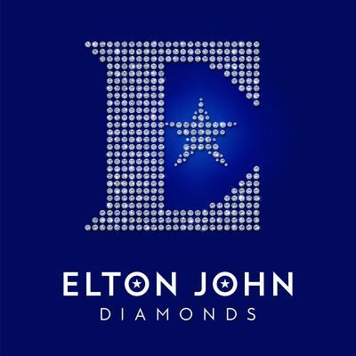 Diamonds - Elton John [VINYL]