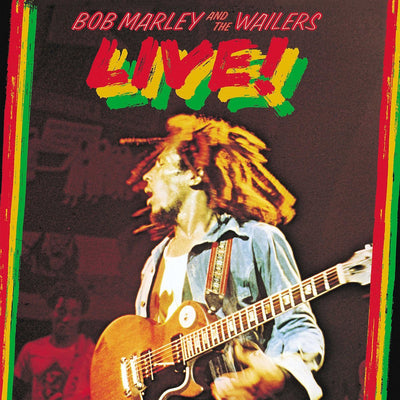 Live! - Bob Marley and The Wailers [CD]