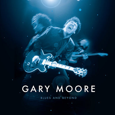 Blues and Beyond:   - Gary Moore [CD]