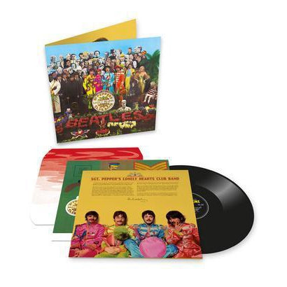 Sgt. Pepper's Lonely Hearts Club Band - The Beatles [VINYL]