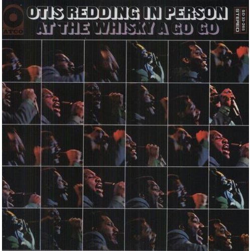 In Person at the Whisky a Go Go - Otis Redding [VINYL]