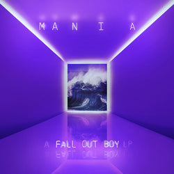 Mania - Fall Out Boy [CD]