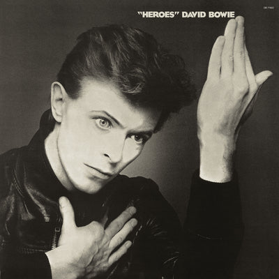 """Heroes"" (2017 Remaster):   - David Bowie [CD]"