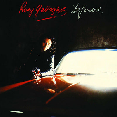 Defender - Rory Gallagher [CD]