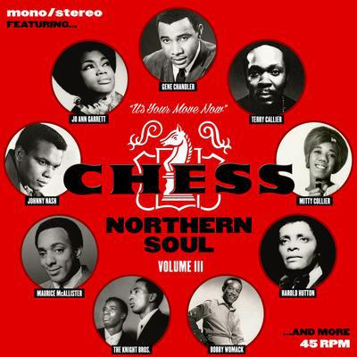 Chess Northern Soul- Volume III - Various Artists [VINYL]