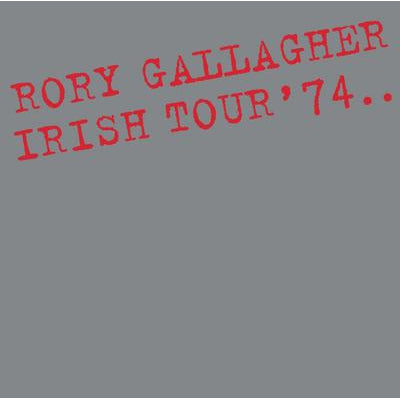 Irish Tour '74 - Rory Gallagher [CD]