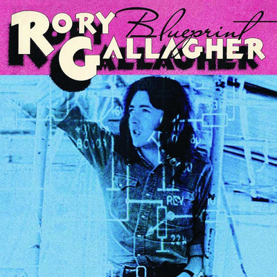 Blueprint - Rory Gallagher [CD]