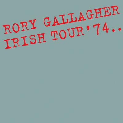 Irish Tour '74 - Rory Gallagher [VINYL]