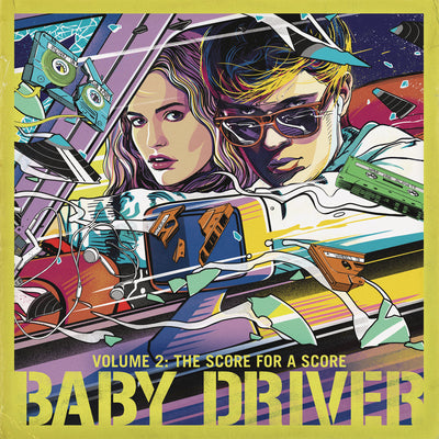 Baby Driver: The Score for a Score- Volume 2 - Various Artists [CD]